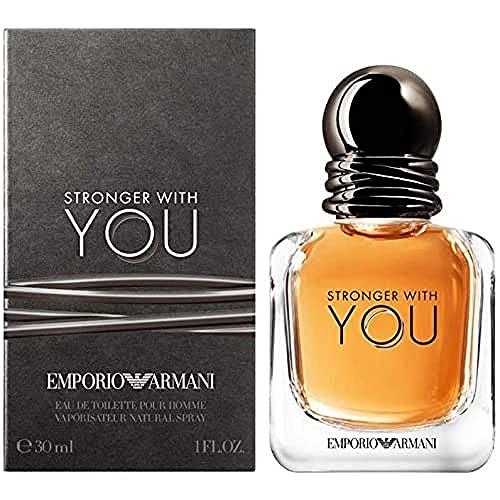 Emporio Armani - Stronger With You, Homme Eau de Toilette, 30 ml