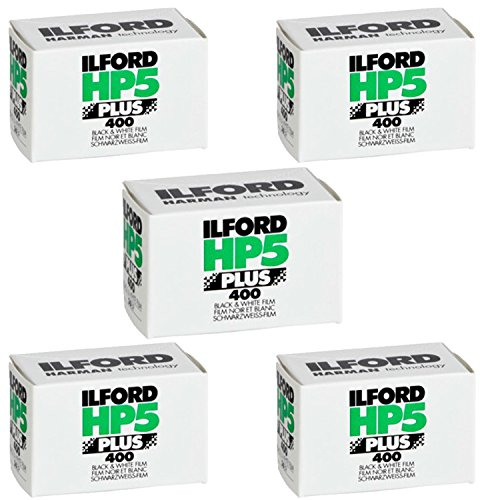 Ritz Camera Pack of 5 Ilford 157457…