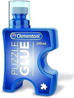 Clementoni-Clementoni-37000-Accessoires-Colle pour Puzzles, 37000, Multicolore