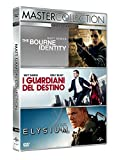 Matt Damon Collec. (Box 3 Dvd The Bourne Identity,Elysium,I Guardiani Del Destin