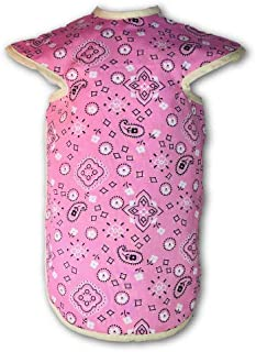 Amazing Quality   Mfg in USA   Full Coverage Baby Bibs by Pie Face Bibs   Fully Reversible   Cotton Polyester   Machine Wa...