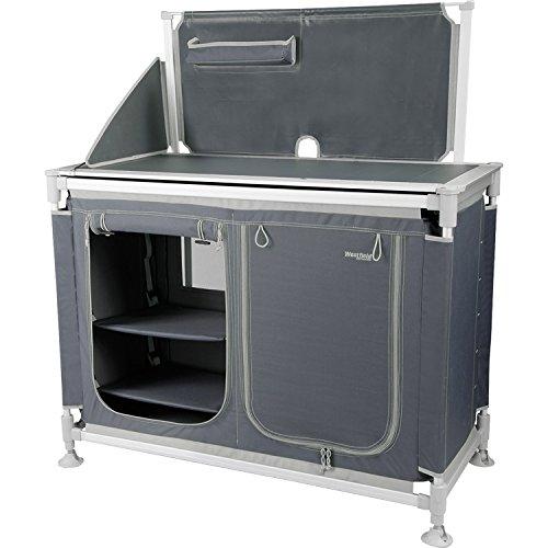 STABIELO - Westfield - camping keukenkast dubbele planken - 113 x 85 x 49 cm - Verdrijf door - Holly ® producten Stabilo ® -