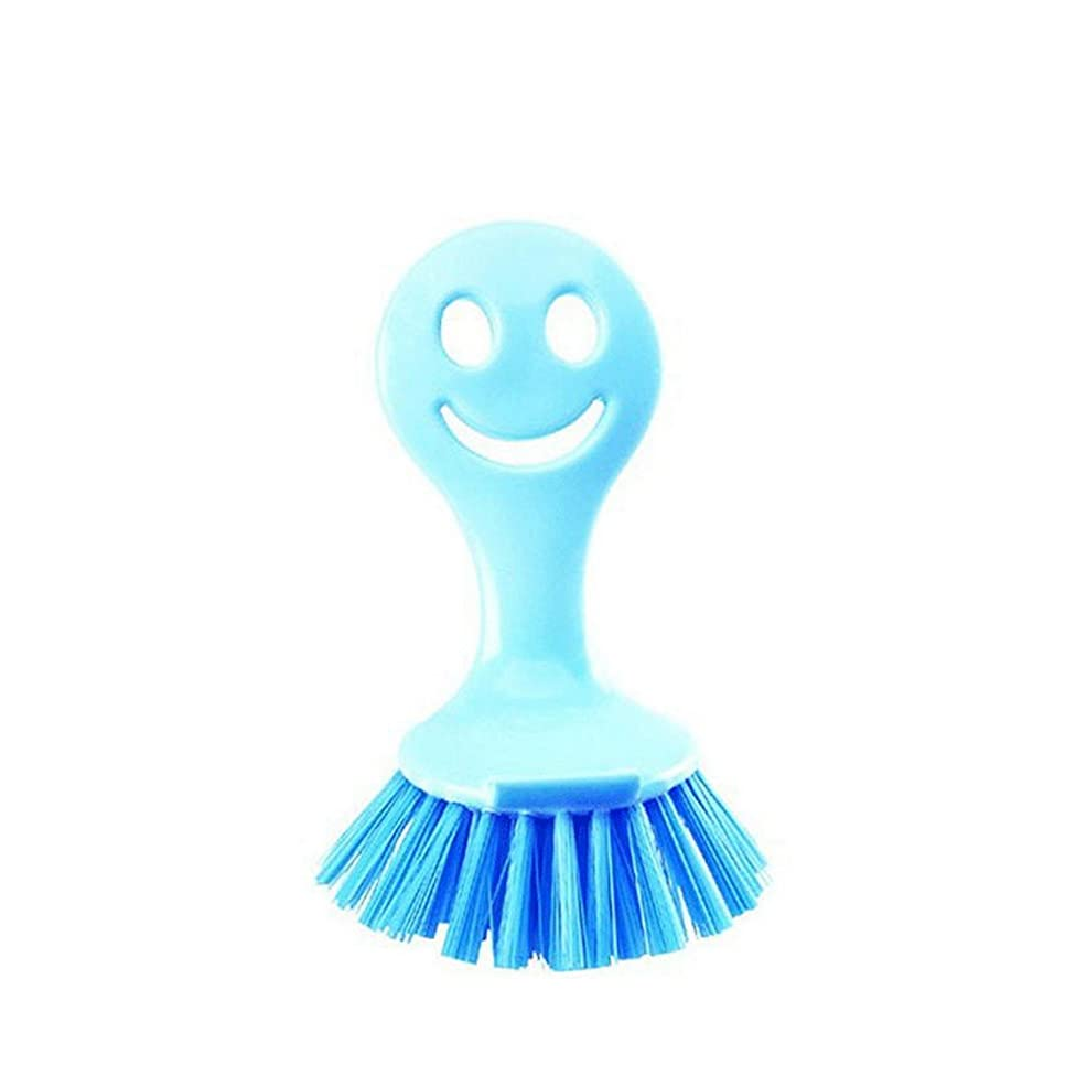 donfohy Kitchen Cleaning brush cleaning wipe, brush scrubbing pots stove bowl washing brush, non-stick pan Petiole brush, cleaning brush washing brush, brush bowl,
