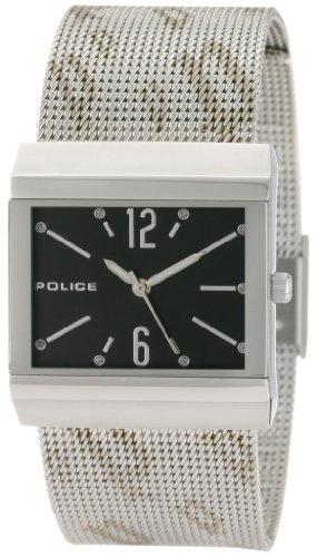Relógio Analógico, Police, Virtue, 10813BS/02MA