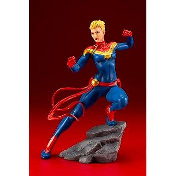 Multicolor Captain America Sam Wilson Artfx Statue Kotobukiya MK247 Marvel Universe