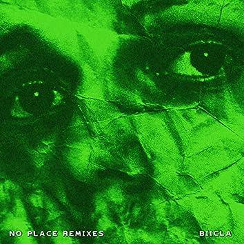 No Place (Remixes)
