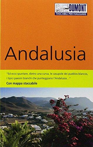 Andalusia. Con mappa