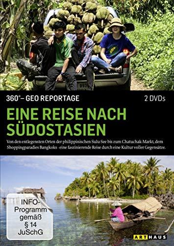 360° - GEO Reportage: Eine Reise nach Südostasien [2 DVDs]