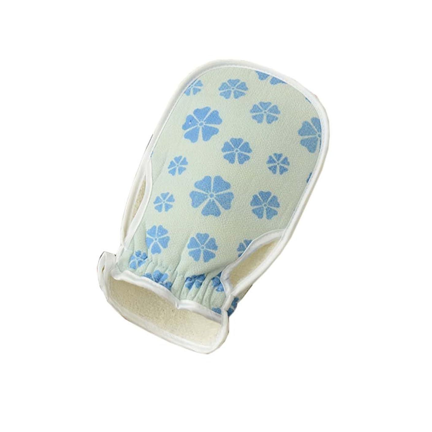 ビリー王族血スタイリッシュな入浴用品バストミットタオルボディウォッシュエクスフォリエイティンググローブ、#06