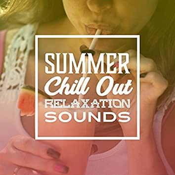 Summer Chill Out Relaxation Sounds – Soft Chill Out Melodies, Rest a Bit, Tropical Island Music, Sounds for Relaxation