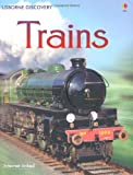 Trains (Usborne Discovery) by Stephanie Turnball (25-Apr-2008) Hardcover