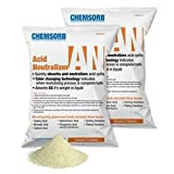 Chemsorb an - Acid Neutralizing Absorbent, 5 Gallon Bag, (2) Pack