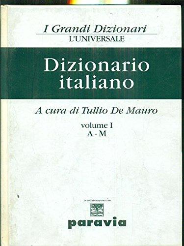 I Grandi Dizionari - L'Universale - Dizionario Italiano