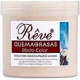 REVE Quemagrasas Efecto Calor - Gel de crema reafirmante adelgazante anticelulítica potente...