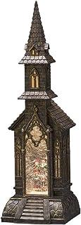 Konstsmide - Lanterna LED a Forma di Palla di Neve Chiesa con Coro, riempita d'Acqua, per Uso Interno (IP20), Funzionament...