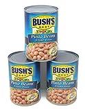 Bush's Best Pinto Beans - 3 (16 oz.) Cans