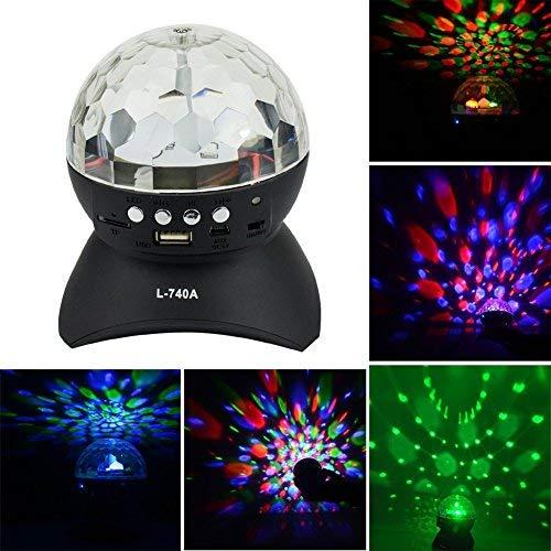 Mini disco con DJ Etapa luz LED RGD Cristal Special Effects iluminación,...