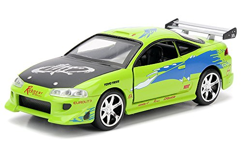 Jada Toys - Mitsubishi Eclipse Fast & Furious - 1:32