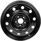Dorman 939-244 Steel Wheel for Select Dodge Models (17x6.5'/5x114.3mm), Black
