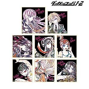 ダンガンロンパ1・2 Reload トレーディング Ani-Art ミニ色紙 Ver.B BOX商品