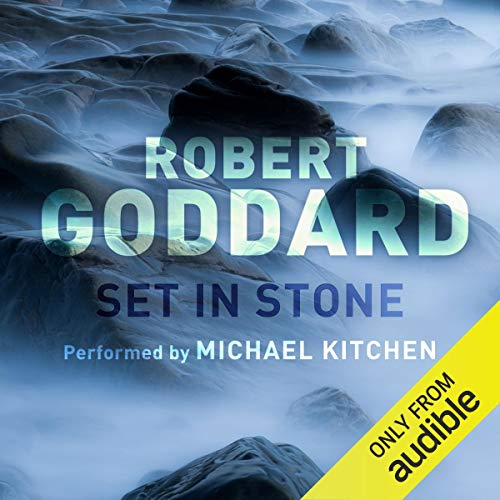 Set in Stone Audiobook By Robert Goddard cover art