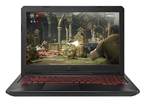 ASUS 39.6 cm (15.6 inches) TUF Gaming FX504GE-DM479 i5-8300H 8GB 1TB GTX1050 without OS