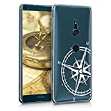 kwmobile Cover Compatibile con Sony Xperia XZ3 - Custodia in Silicone TPU - Backcover...
