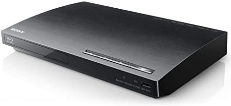 Sony BDP-BX18/S185 Blu-ray Player with HDMI cable (Black)