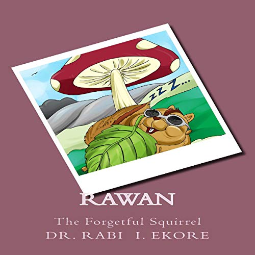 Rawan: The Forgetful Squirrel Titelbild