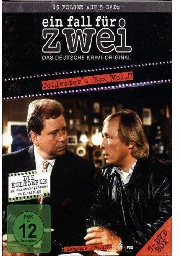 Ein Fall für Zwei - Collector's Box 7 (Collector's Edition, 5 Discs)