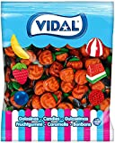 Zucchette di caramella gommosa per Halloween 1 Kg
