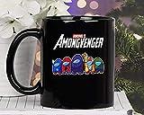 N\A Tazza Among Us Avengers 11oz Space Crewmate or Impostor Divertente Tazza di Natale del Ringraziamento SEWQ3B