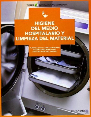 Higiene del medio hospitalario y limpieza de material ⭐
