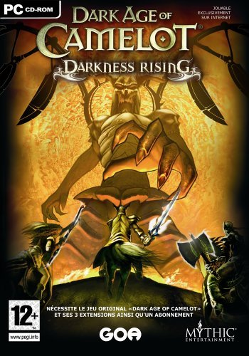 Dark Age of Camelot: Darkness Rising Expansion Pack (PC) [Importación Inglesa]