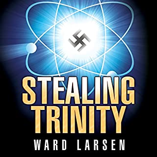Stealing Trinity audiobook cover art
