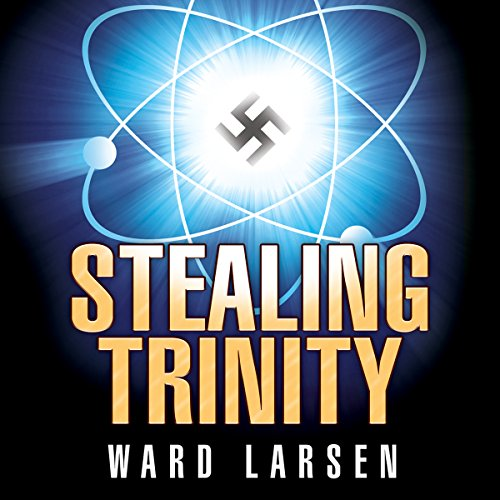 Stealing Trinity cover art
