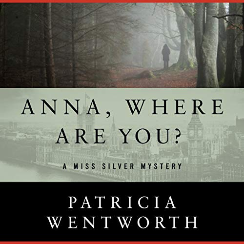 Anna, Where Are You? cover art