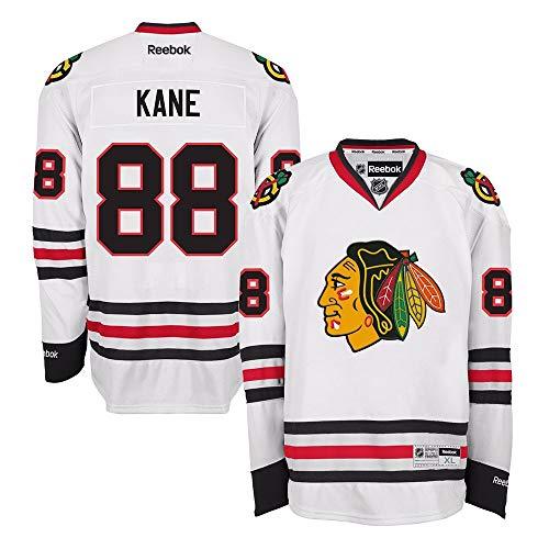 Patrick Kane Chicago Blackhawks Reebok NHL Premier Jersey Trikot - White