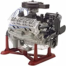Revell 85-8883 1/4 Visible V-8 Engine Plastic Model Kit, 12-Inch,Multi-Colored