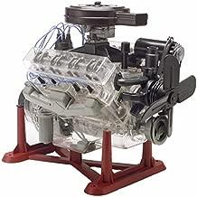 Revell 85-8883 1/4 Visible V-8 Engine Plastic Model Kit, 12-Inch,Multi-Colored