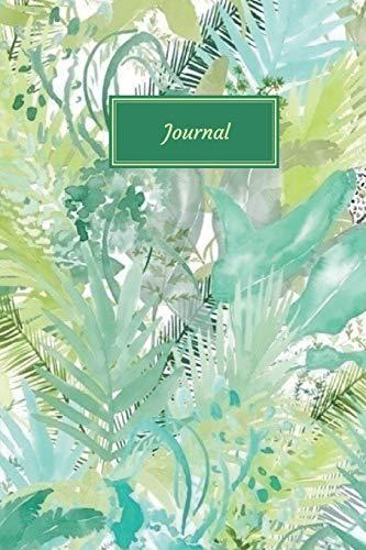 Floral Journal: Flowers Journal, Notebook, Diary (Elegant & Pretty Journals)