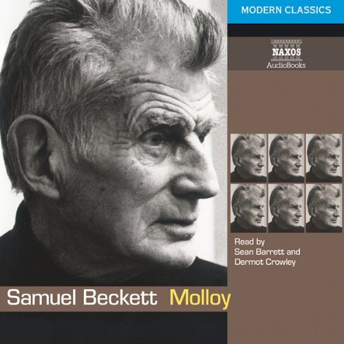 Molloy audiobook cover art