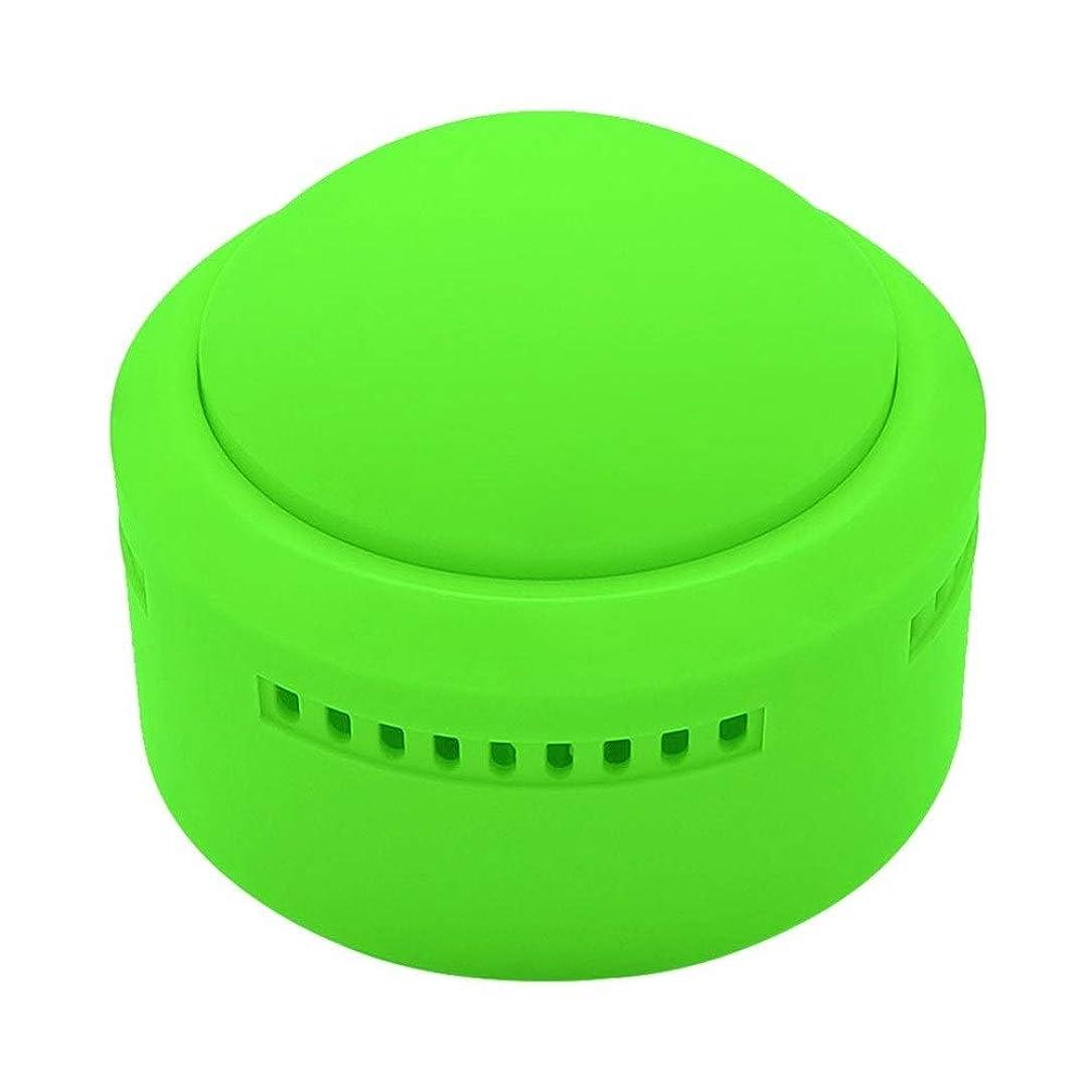 ディレクトリ封建死の顎プロモーションギフトのための光記録可能トーキングボタンとサウンドボタンミュージックサウンドブザー 多機能楽器クリスマスプレゼンド (Color : Green)