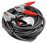 Forney 52866 Battery Jumper Cables, Heavy Duty, Number 4, 16-Feet