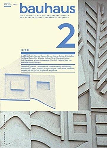 Bauhaus. Zeitschrift der Stiftung Bauhaus. Heft 2 (bauhaus. Die Zeitschrift der Stiftung Dessau,...