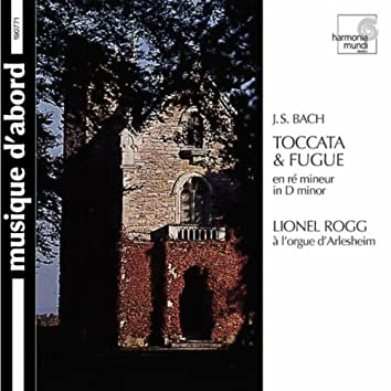 J.S. Bach: Toccata & Fugue in D Minor