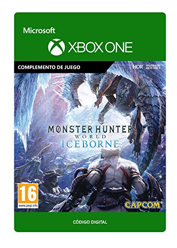 Monster Hunter World: Iceborne | Xbox One - Código de descarga