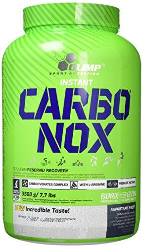 Olimp Labs Carbo NOX Powder, Orange Flavour, 3.5 kg