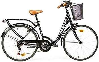 "Moma Bikes City Classic 26""- Bicicleta Paseo, Aluminio"