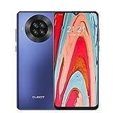 Doble SIM Teléfono Móvil Libres Pantalla de 6.49' 64 GB + 4 GB de RAM Smartphone Libre ID de Huella Digital Desbloqueado de fábrica Versión Internacional Negro